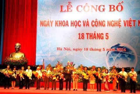 SBIC với các hoạt động hưởng ứng ngày Khoa học công nghệ Việt Nam 18/5 năm 2016